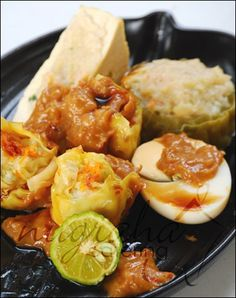 Siomay Bandung - Recipes, Dinner Ideas, Healthy Recipes & Food Guide