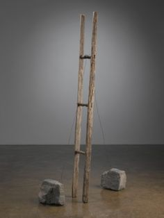 Joseph Beuys: Scala Libera, 1985.