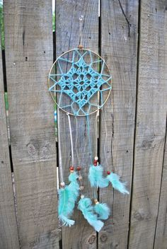 I've always wanted to make my own! Finally a DIY tutorial on how to make a dream catcher! <3