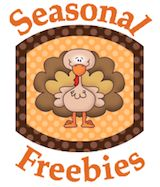 Seasonal Freebies for Teachers - Will be updated each month