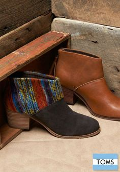 TOMS latest styles help you give back with every purchase.