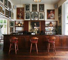 Trafalgar Tavern London Bar