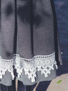 Due to sustainability we matched around 100 years old hand-made traditional work with contemporary design clothing made by us. Old Hands, Folk Fashion, Sustainable Clothing, Fashion Today, Romania, Contemporary Design, Sustainability, Lace Shorts, Fancy