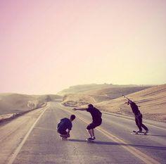skate it's cool