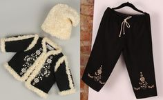 MIX DAC Sweatpants, Costume, Caftans, How To Wear, Inspiration, Children, Fashion, Needlepoint, Kaftans