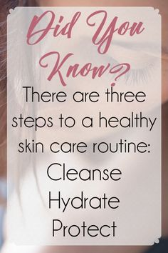 Skin Care Essentials Part III: Creating a Healthy Routine Do you know the three steps for a healthy skin care routine? Find them here! Skin Care Essentials Part III: Creating a Healthy Routine – Candace Ross, Mary Kay IBC Skin Care Masks, Oily Skin Care, Healthy Skin Care, Anti Aging Skin Care, Natural Skin Care, Skin Care Tips, Face Masks, Hair Removal, Perfectly Posh