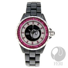 FERI Cannes -Watch - Professional Grade Face Dimension: x Band Width: Band Length: Diameter: Mens Silver Necklace, Sterling Silver Jewelry, Gold Watches Women, Watch Photo, Expensive Watches, Venetian Mirrors, Luxury Watches, Fashion Watches, Bracelet Watch
