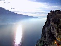 Lago di GARDA. From Tremosine.