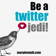 You can master #Twitter! 10 ways to be a supercool Jedi as you #tweet.