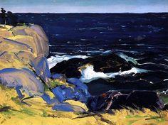 George Bellows - West Wind