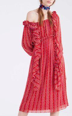 Tanya Taylor Pre Fall 2016 Look 23 on Moda Operandi