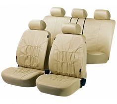 Mit dem Autositzbezug Nappa Touch haben Sie eine elegante Variante um Ihren Fahrzeuginnenraum zu verschönern.