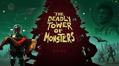3840x2133 the deadly tower of monsters 4k wallpaper hd background