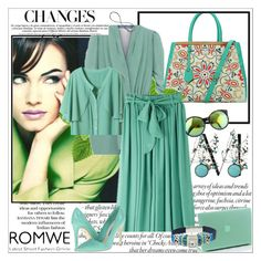 """""""www.romwe.com-IV-7."""" by ane-twist ❤ liked on Polyvore featuring Chanel, Alice + Olivia, vintage and romwe"""