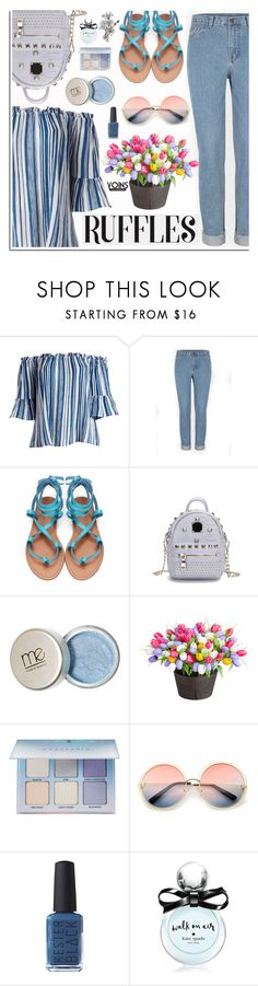"""""""Yoins"""" by dora04 ❤ liked on Polyvore featuring Derek Heart, Improvements, Anastasia Beverly Hills, ZeroUV, Kester Black, Kate Spade, yoins, yoinscollection, loveyoins and plus size clothing"""