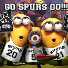 GO SPURS GO!!!!!! WE WILL BE THE CHAMPS ON 2013!!!!! BEAT THE HEAT SAN ANTONIO!!!!!!!!!!!!!!!!!