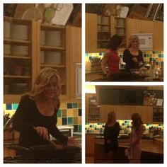 Alison Sweeney in the Kitchen