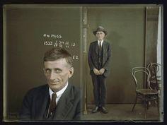 Phillip Henry Ross (1926), dont on ne sait rien.