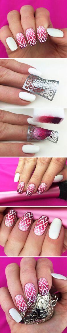 6 Super Cute Nail Designs Tutorials
