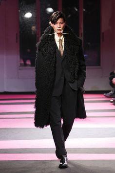 Yohji Yamamoto Autumn/Winter 2013-2014