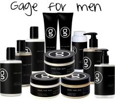 "Black Hair Gel Products for men | The "" take care of yourself "" industry has been incredibly ..."