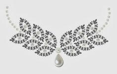 P @ tty Beads: modulate Oval