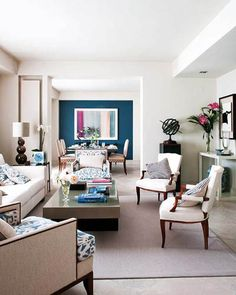 Excelent 5 Bright Colored Room Ideas With Teal Color