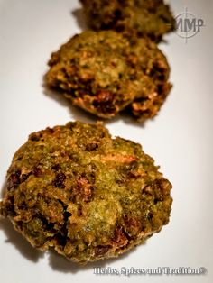Herbs, Spices and Tradition: GREEN PEAS CUTLET