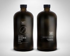 Design #103 by Mirza Agic   Vietnamese Cold Brew Coffee Design - Modern, Urban…
