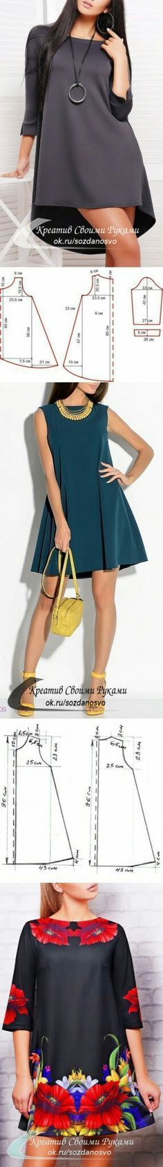 Easy spring dress...♥ Deniz ♥