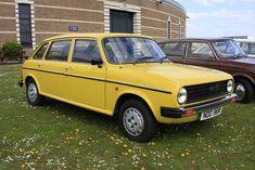 NDD 96W 1980 Austin Maxi 2 1750 L