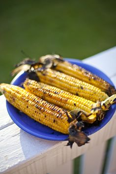 Easy BBQ Corn On The Cob! | DonalSkehan.com | HomeCooked Kitchen Blog