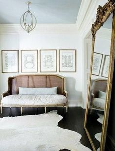8 Reasons Painting a Ceiling Will Change Your House via @PureWow