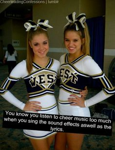 guilty..........competitive cheerleading, CHEER cheerleader #KyFun (moved from Cheerleading board)