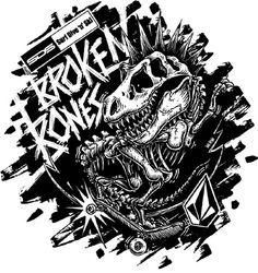 Jamie Browne - Broken bones
