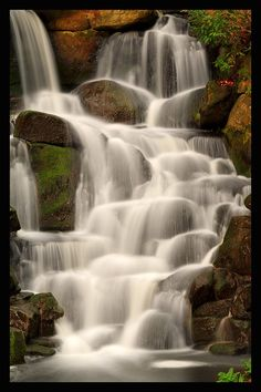Virginia Water Falls Virginia Water, Surrey