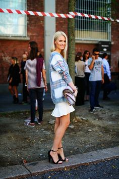All the pretty Birds: Milan Fashion Week SS14, Kate Hudson