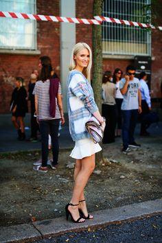 #runway #fashion #street #style #moda #itgirl #look #tendencia #trend