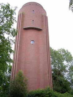 watertoren Stadskanaal.