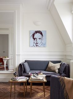 A Small and Stunning Paris Apartment