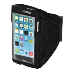 Iphone 6 6sPlus Armband : IVVO Mesh Sport Armband Case Cover Gym Running Strap for Apple iPhone 6 6sPlus -Black. Designed & fit for Apple iPhone 6S Plus / 6 Plus and fits Samsung Galaxy Note 3 & Note 4 (without or with slim case). This durable,lightweight armband case keep your cell phone proetected.you can run ,ride, lift and do more sports without missing a second when wrap it with you device on your arm. Adjustable Armband gives you the versatility of carrying your device in a variety…