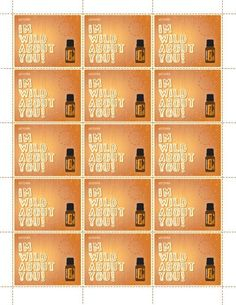 """It's always a good time to share your love for oils with others. Here are some fun """"I'm Wild About You"""" templates. doTERRA   doTERRA Blog"""