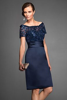 Jasmine Black Label | Mother of the Bride Dress