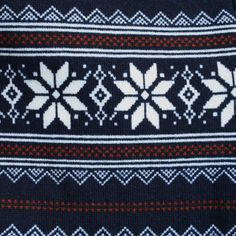 Nordic Snowflake Ugly Christmas Sweater Style Leggings
