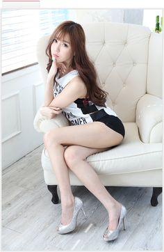 Korean Models — Choi Seul Gi
