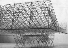 Konrad Waschmann | Aircraft Hangar For the USA Air Force | 1940-1953