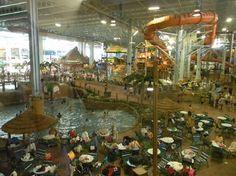 Kalahari Resort Sandusky, Ohio