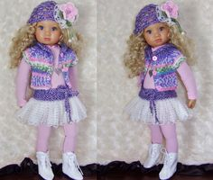 By Kalypso's Doll Boutique  Ebay: Kalyinny