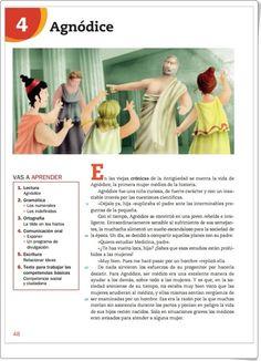 Unidad 4 de Lengua de 6º de Primaria Editorial, Personal Pronoun, Interactive Activities, Spanish Language, Unity, United States, Reading