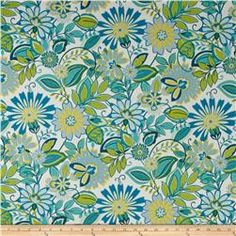 turquoise grey floral upholstery fabric teal gold floral curtain